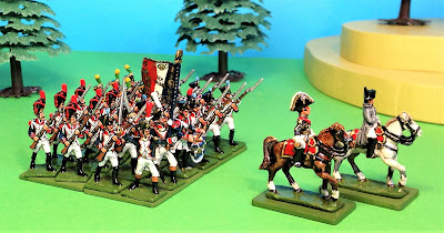Garrison 25mm French Napoleonic Line Infantry