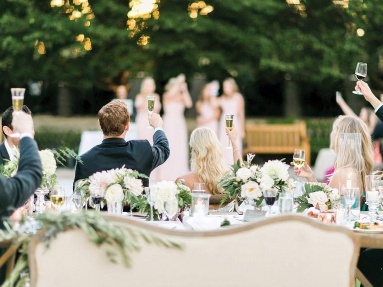 Group Wedding Toasts