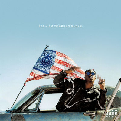 Joey Badass - All-Amerikkkan Badass - Album Download, Itunes Cover, Official Cover, Album CD Cover Art, Tracklist