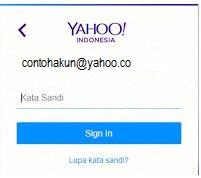 Cara mengirim pesan email