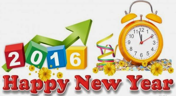 Happy New Year 2016 Images with Greetings for Friends & Love