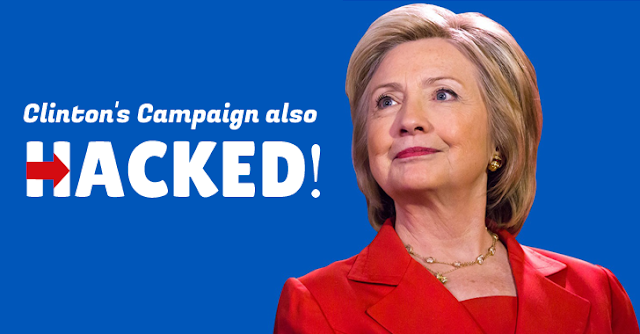 Hillary-Clinton-Presidential-Campaign-hacked