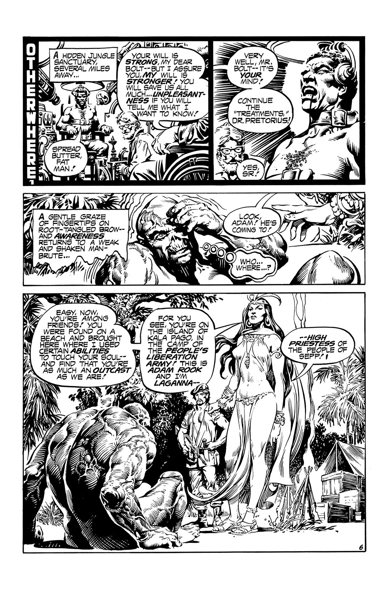 Swamp Thing (1972) Issue #16 #16 - English 7