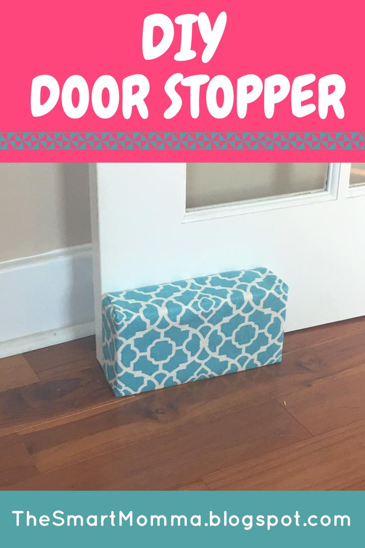 DIY Door Stopper