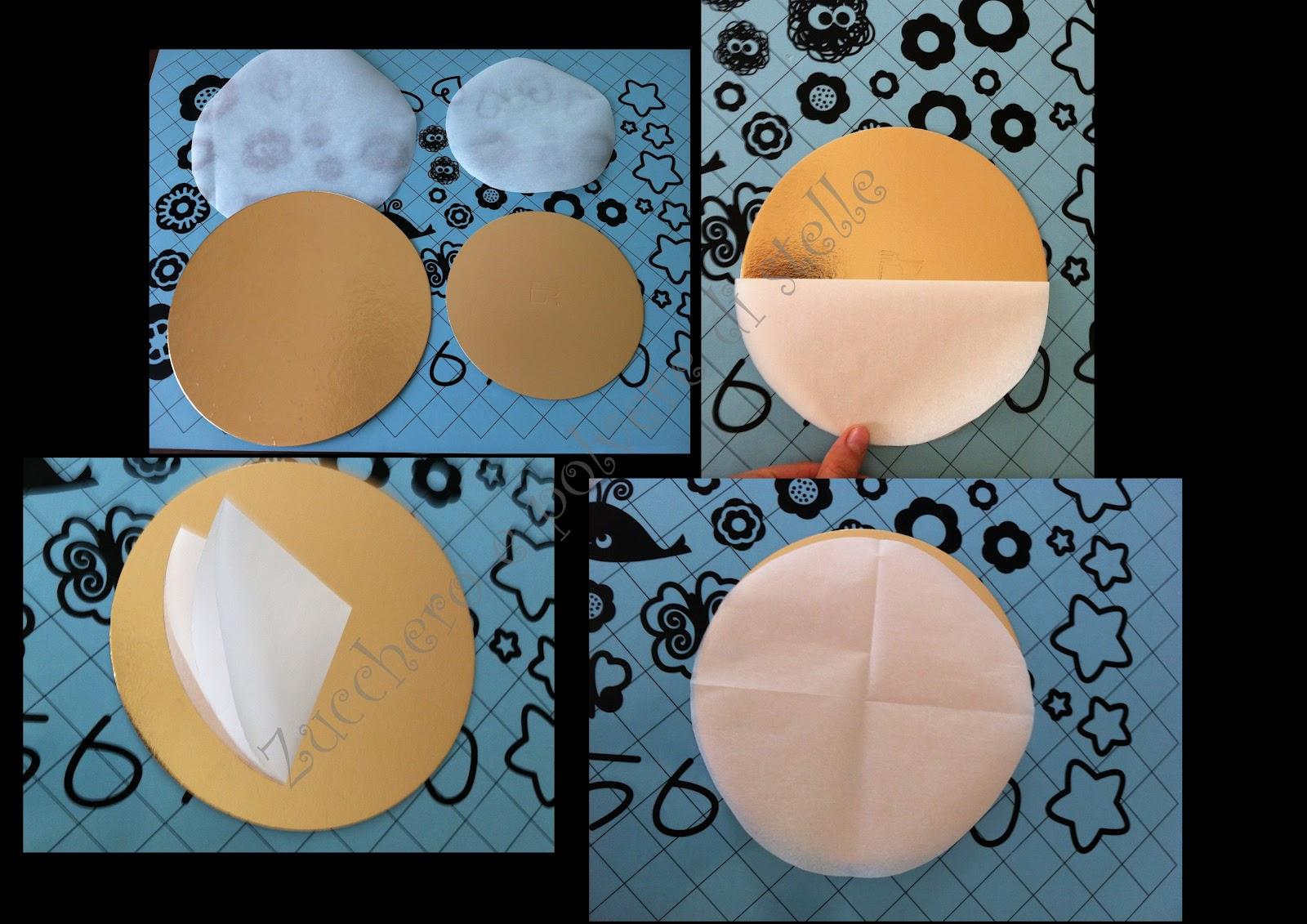 Tutorial: torta due piani decorata | Dolci e Dolcetti di ...
