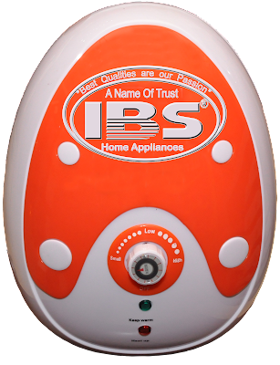 IBS 10 letter Electric Geyser (Water Heater)