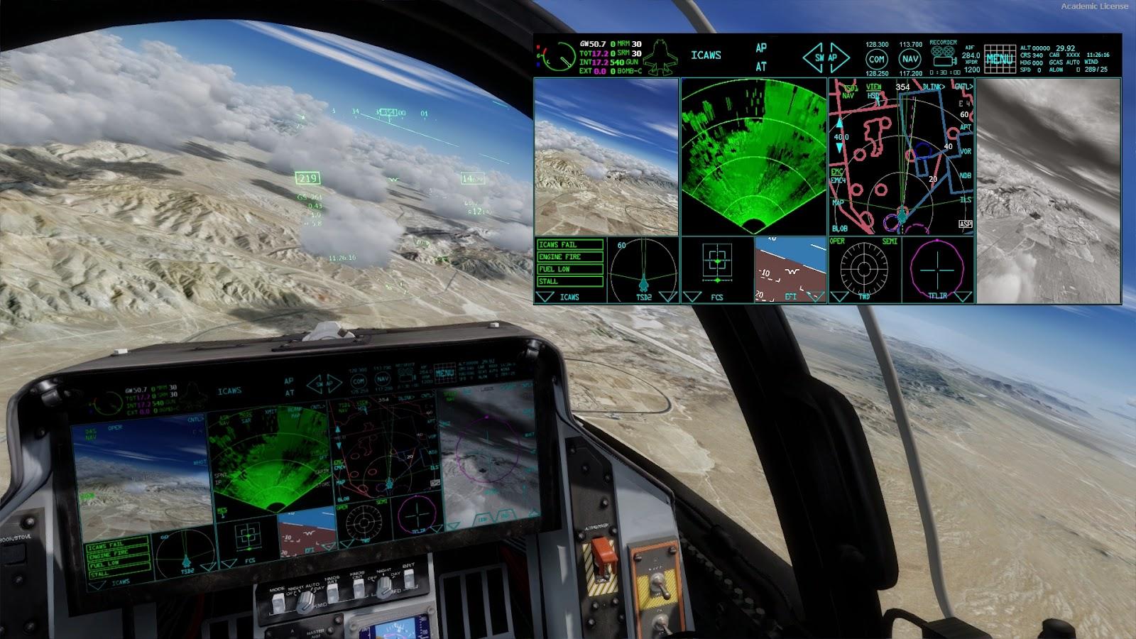 IndiaFoxtEcho Visual Simulations: March 2015