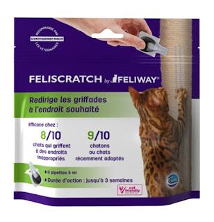 Feliscratch - La Compagnie des Animaux