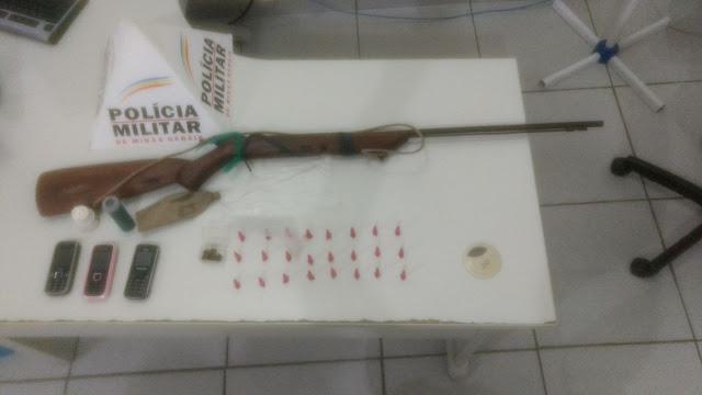 Tráfico de drogas em Jacinto