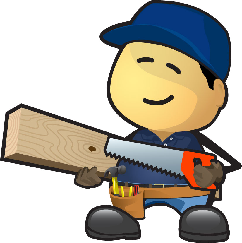 woodworking tools clipart - photo #24