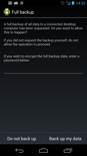 Random Stuff: Access Android app data without root