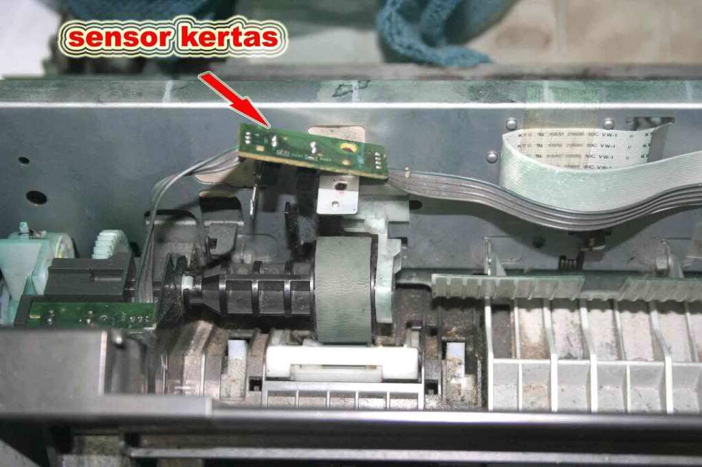 Penyebab Printer Canon Pada Saat Narik Kertas Masuk Semua Atau