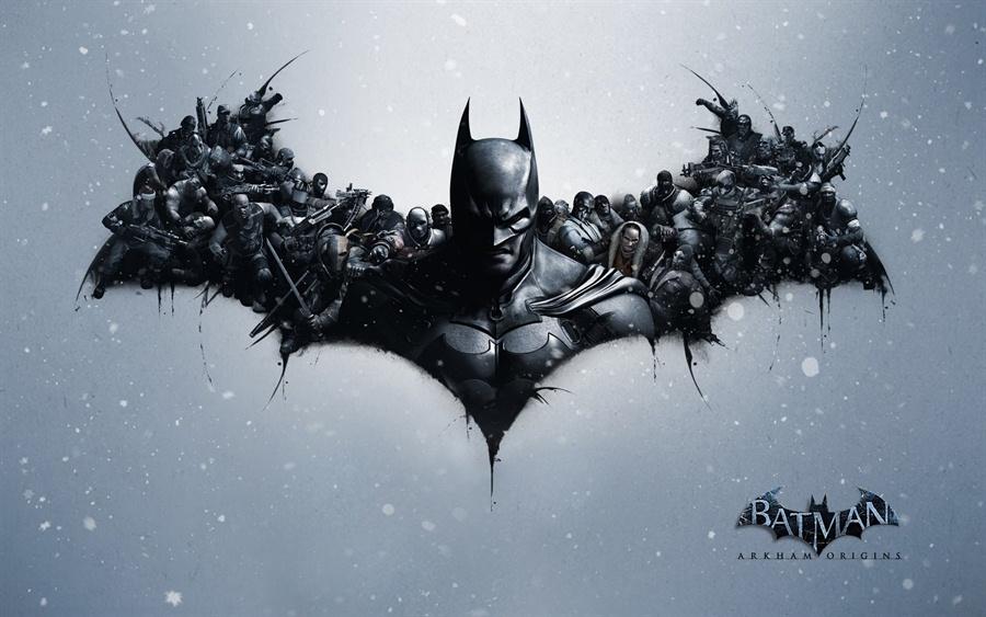 Batman Arkham Origins PC Download Poster