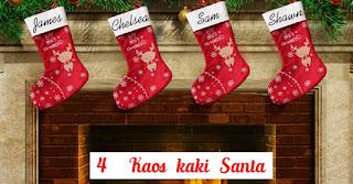 Hiasan Natal Yang Wajib Kamu Punya Saat Natal