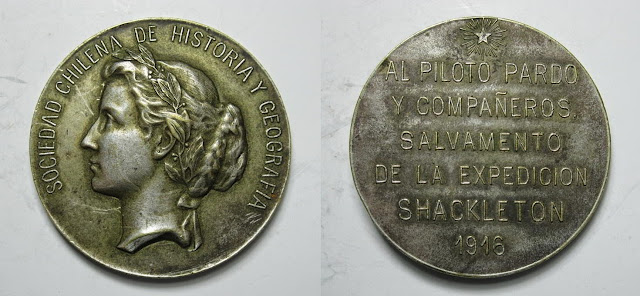 Medalla Piloto Luis Pardo Villalón
