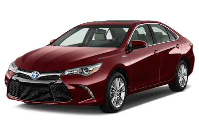 New 2017 Toyota Camry hd picture