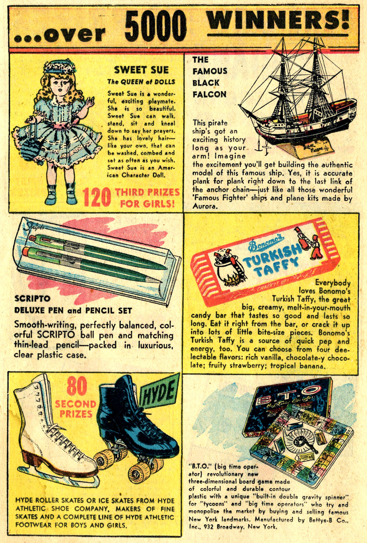 Detective Comics (1937) 237 Page 23