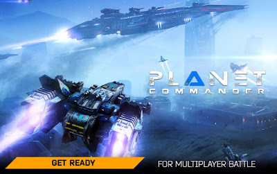 Planet Commander Mod Apk Android Unlimited Money v1.1
