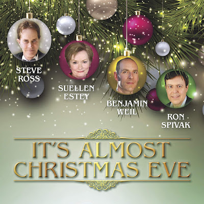 BWW Interview: Singer Steve Ross Talks About IT'S ALMOST CHRISTMAS EVE