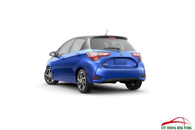 Giá bán, thông số kỹ thuật và đánh giá chi tiết Toyota Yaris 2018 - ảnh 7