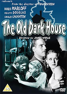 The old dark house, film