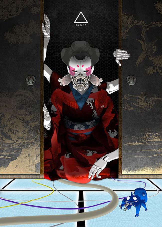 Tsuchinoko - Ghost in the Shell