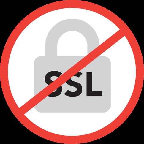 SSL No Longer Secure