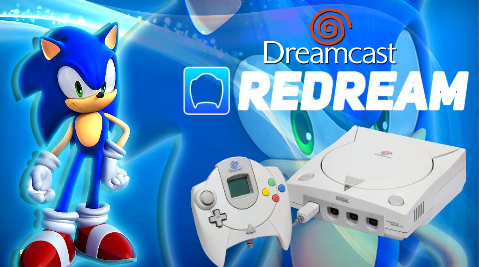 ReDream] Emulador Sega DreamCast | Fórum Outer Space - O único com