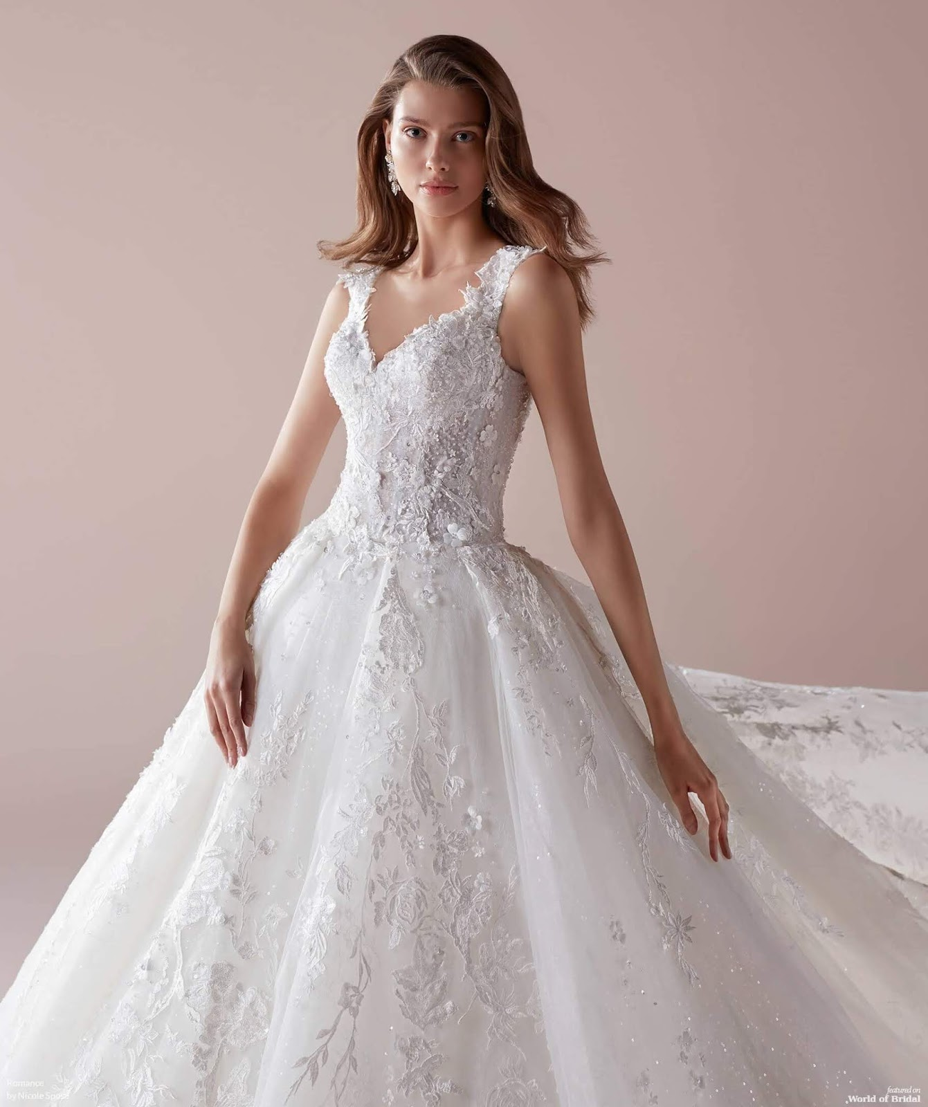 Romance By Nicole Spose 2019 Bridal Collection