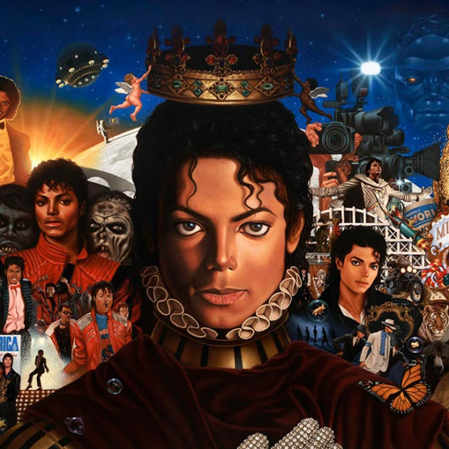 Michael Jackson Wallpaper Engine