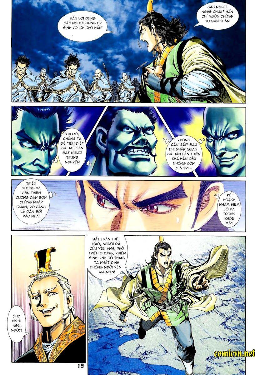 Đại Đường Uy Long chapter 90 trang 19