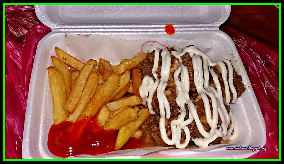 Rio Azzaro JJNM Food Truck Di Hotel Sentral