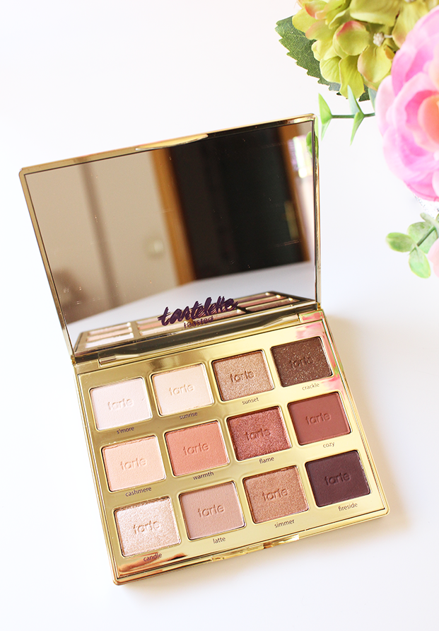 Tartelette Toasted Amazonian Clay Palette