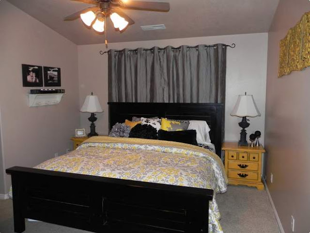 Simple Minimalist Bedroom Design