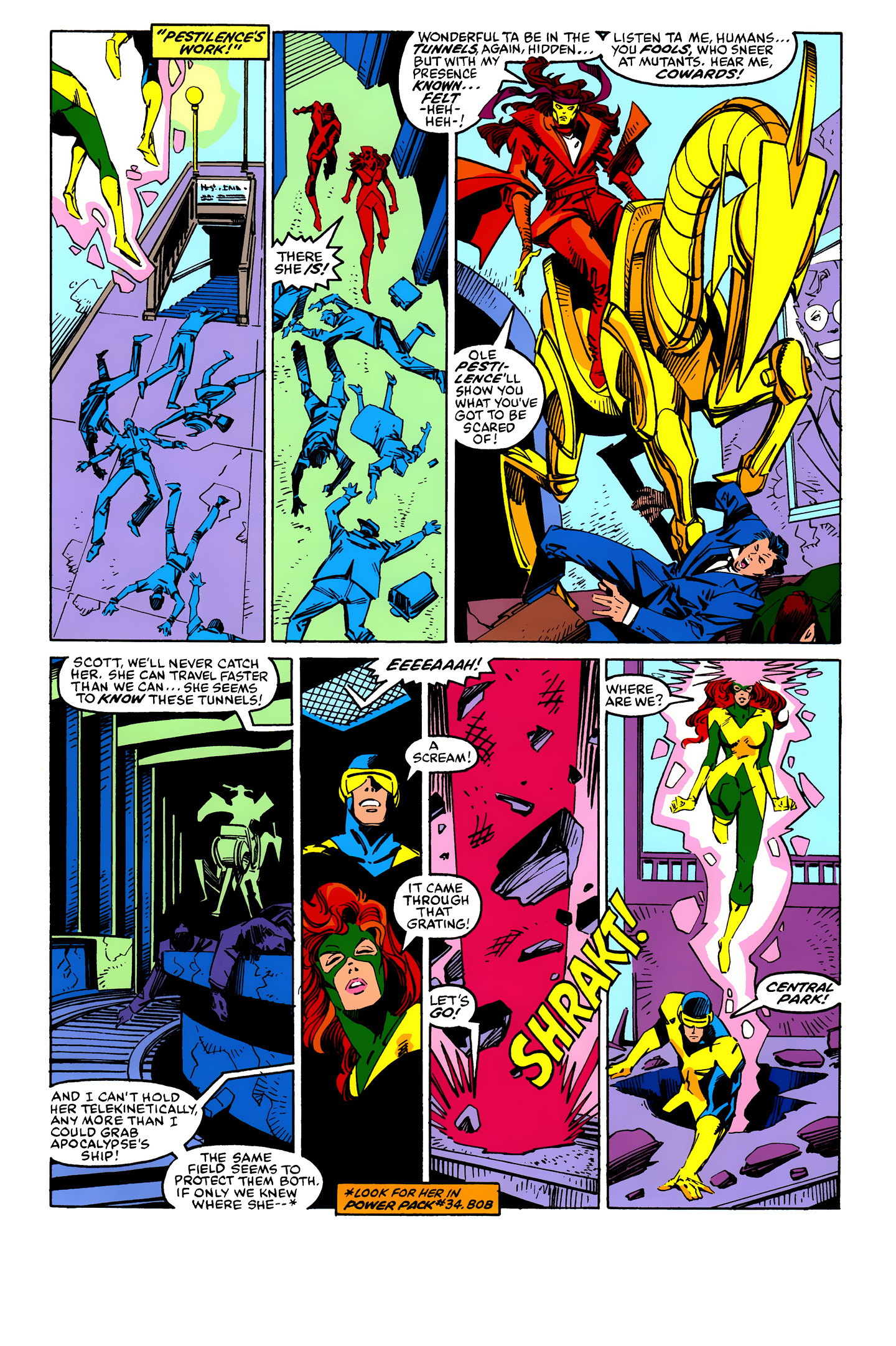 Read online X-Factor (1986) comic -  Issue #25 - 10