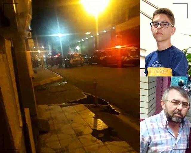 Pai e filho estão entre reféns mortos em tentativa de assalto no Ceará na Cidade de Milagres