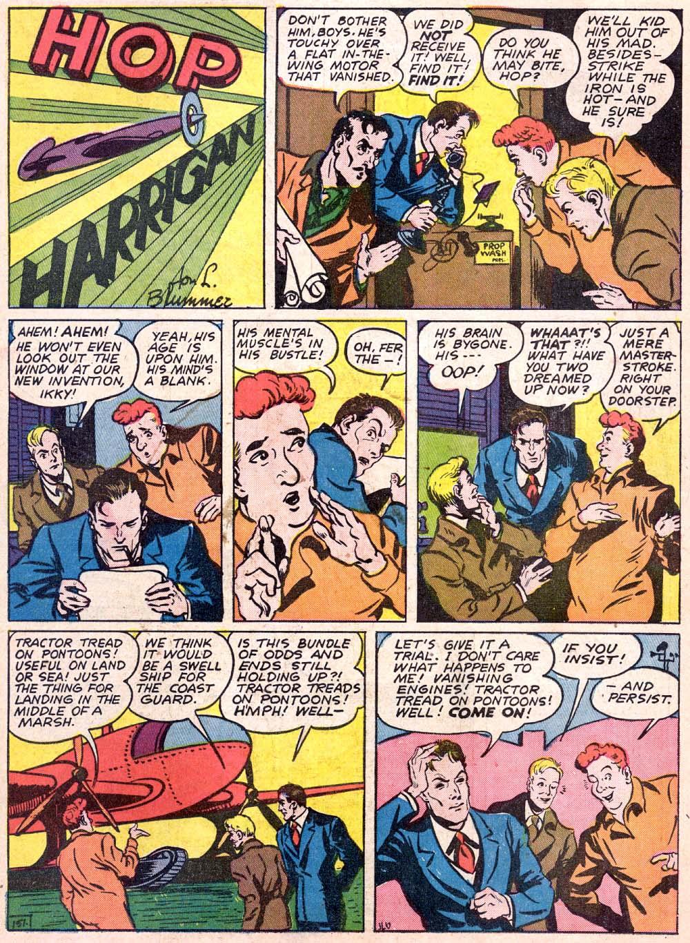 Read online All-American Comics (1939) comic -  Issue #30 - 29