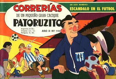 Correrias de Patoruzito 119