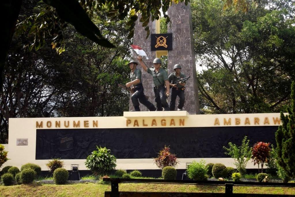 Monumen palang ambarawa, dan Sejarah Pertempuran Ambawa  Serta Pertempuran-pertempuran lainnya Dalam Perjuangan Kemerdekaan indonesia