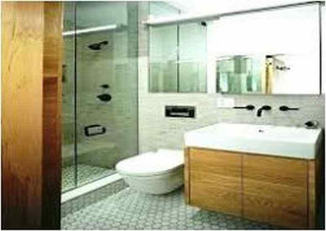 Ideas For Remodeling A Very Small Bathroom RV KM9