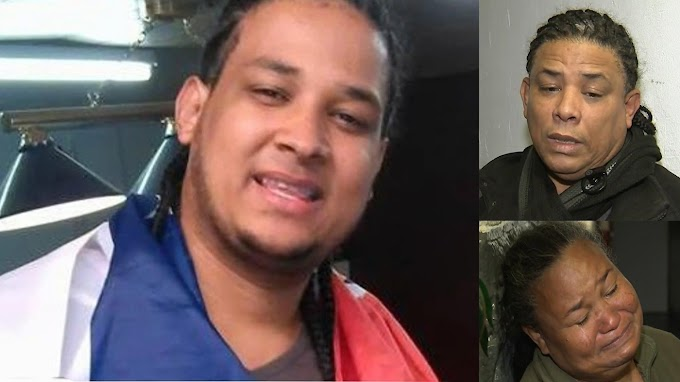 Padres reclaman investigar misteriosa muerte de dominicano después de discusión y presunta amenaza a ex mujer