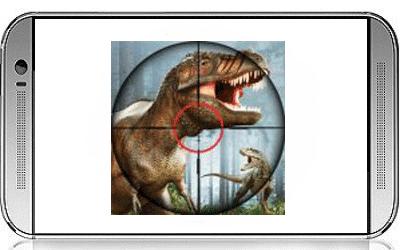 لعبة ديناصور هنتر