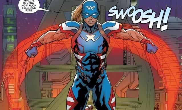 Roberta Mendez (Captain America 2099)