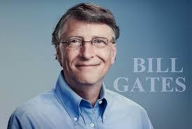 Bill Gates' interest