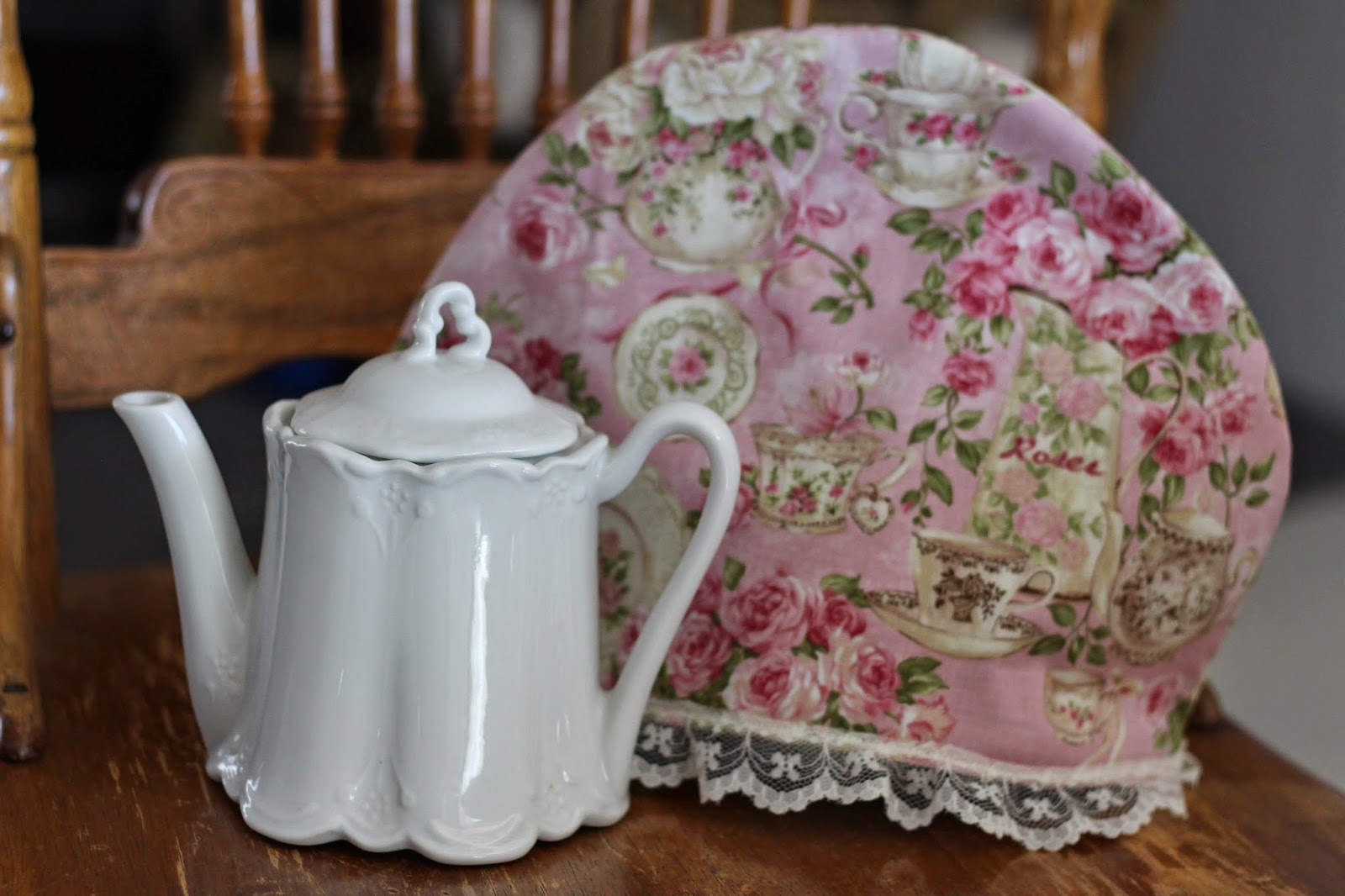 How to make a tea cozie, Living From Glory To Glory Blog...