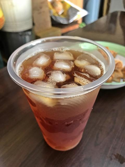 巧果蔬食冰紅茶