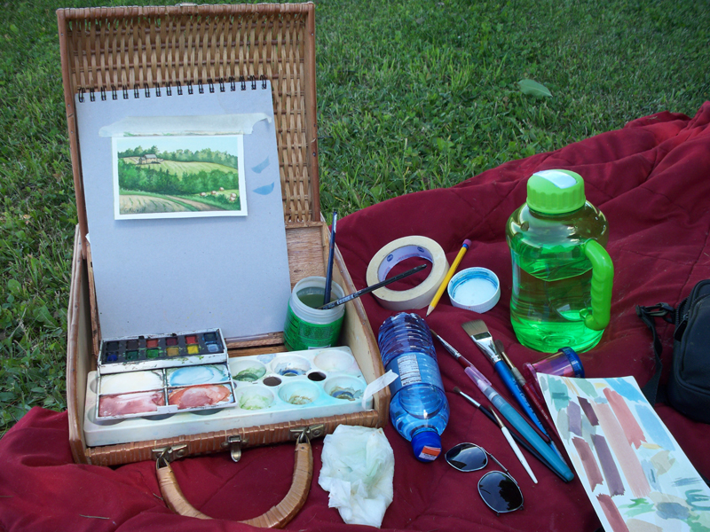 fishing chair setup target potty recall mg children's book illustrations: pocharde box for plein air watercolor painting