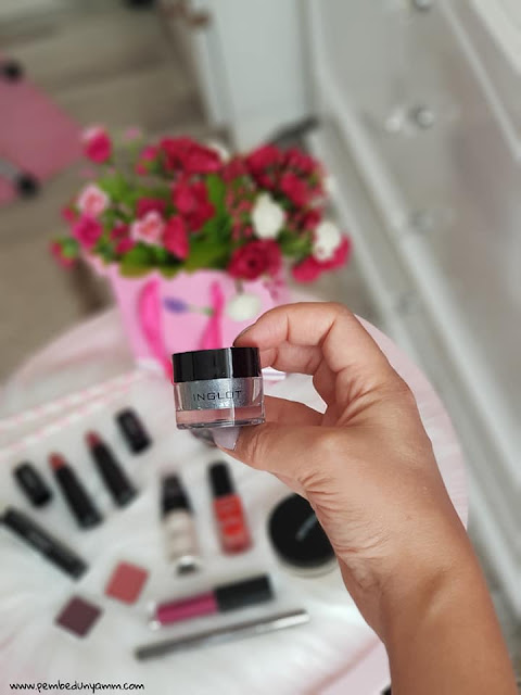 inglot pigment eyeshadow