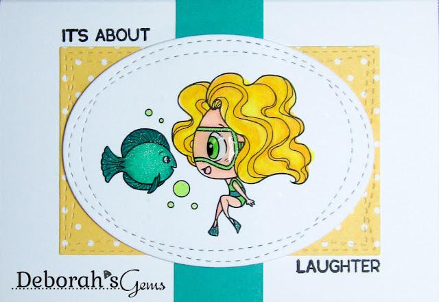 Laughter & Friends - photo by Deborah Frings - Deborah's Gems