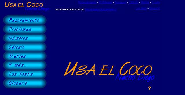 Aprende matemática básica online con usaelcoco